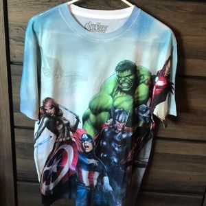 Avengers Graphic T-shirt